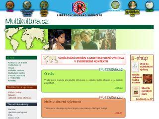 Náhled odkazu http://www.multikultura.cz