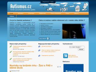 Náhled odkazu http://www.autismus.cz