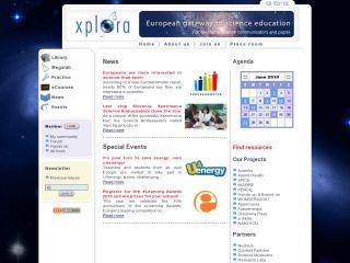 Náhled odkazu http://www.xplora.org/ww/en/pub/xplora/index.htm