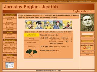 Náhled odkazu http://foglarweb.ic.cz/