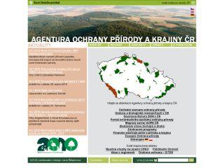 Náhled odkazu http://www.ochranaprirody.cz