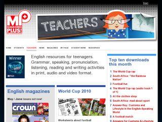 Náhled odkazu http://maryglasgowplus.com/teachers