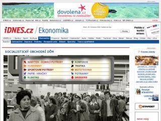 Náhled odkazu http://ekonomika.idnes.cz/ekonomika.aspx?y=ekonomika/socialisticka-samoobsluha.htm