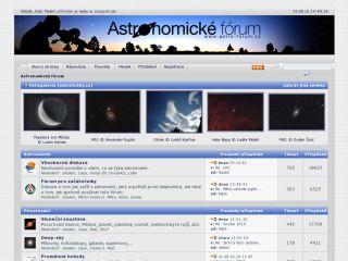 Náhled odkazu http://www.astro-forum.cz