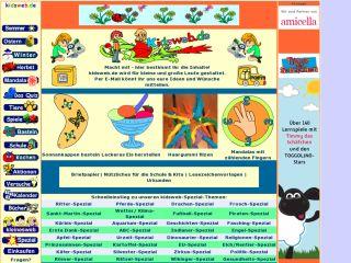 Náhled odkazu http://www.kidsweb.de/