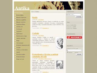 Náhled odkazu http://antika.avonet.cz/