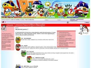 Náhled odkazu https://www.zachranny-kruh.cz/pro-verejnost/pro-deti.html