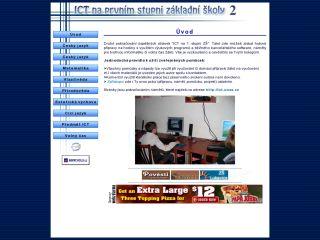 Náhled odkazu http://ict2.unas.cz/