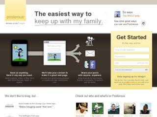 Náhled odkazu http://www.posterous.com/