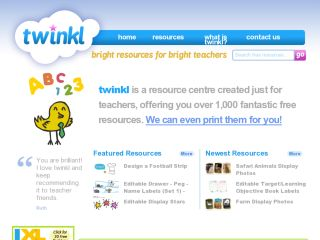 Náhled odkazu http://www.twinkl.co.uk/