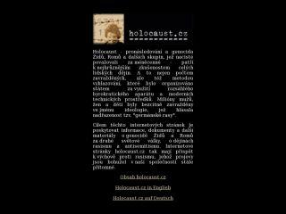 Náhled odkazu http://www.holocaust.cz