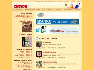 Náhled odkazu http://www.tvorivyamos.cz/