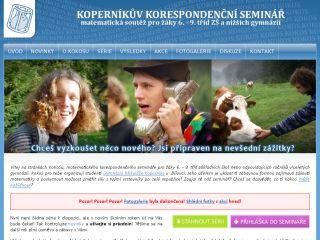 Náhled odkazu http://kokos.gmk.cz/