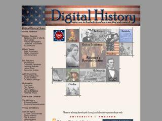 Náhled odkazu http://www.digitalhistory.uh.edu/