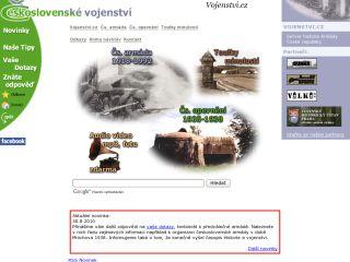 Náhled odkazu http://www.vojenstvi.cz/