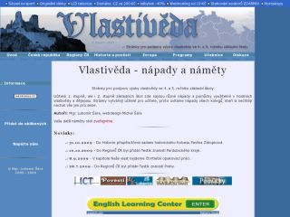 Náhled odkazu http://vlastiveda.ic.cz/