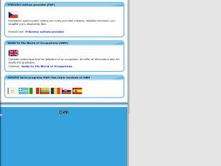 Náhled odkazu http://www.gwo.cz