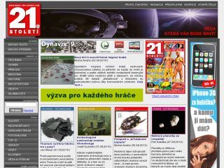 Náhled odkazu http://21stoleti.cz/