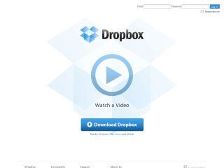 Náhled odkazu https://www.dropbox.com/