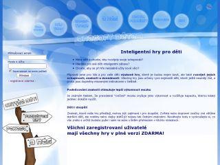 Náhled odkazu http://deti.onesoft.cz/
