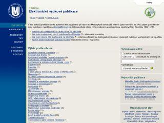 Náhled odkazu http://is.muni.cz/elportal/studovna