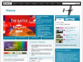 Náhled odkazu http://www.bbc.co.uk/history