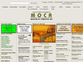 Náhled odkazu http://moca.virtual.museum/