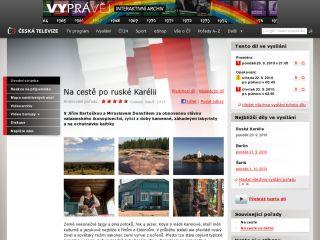 Náhled odkazu http://www.ceskatelevize.cz/porady/1185966822-na-ceste/