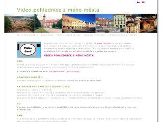 Náhled odkazu http://www.dis.cz/videopohlednice/
