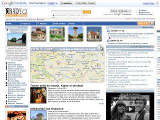 Náhled odkazu http://www.hrady.cz/