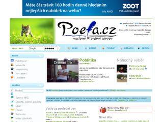 Náhled odkazu http://www.poeta.cz/