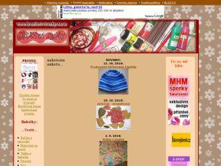 Náhled odkazu http://www.kreativni-stranky.wz.cz/