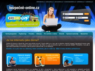 Náhled odkazu http://www.bezpecne-online.cz/uvod
