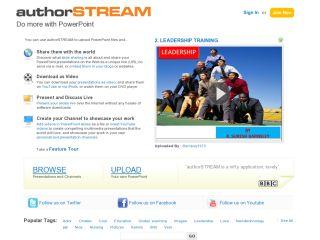 Náhled odkazu http://www.authorstream.com/