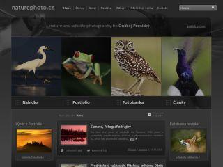 Náhled odkazu http://www.naturephoto.cz/