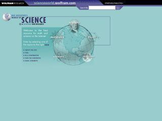 Náhled odkazu http://scienceworld.wolfram.com/