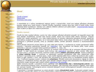 Náhled odkazu http://www.sci.muni.cz/~herber/index.htm