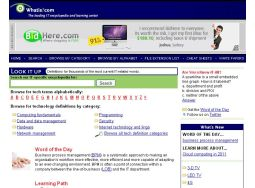 Náhled odkazu http://whatis.techtarget.com/