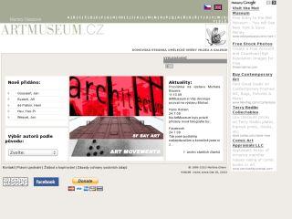 Náhled odkazu http://www.artmuseum.cz/