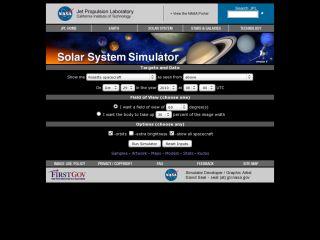 Náhled odkazu http://space.jpl.nasa.gov/