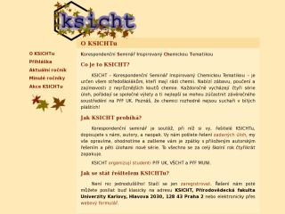 Náhled odkazu http://ksicht.natur.cuni.cz/o-ksichtu