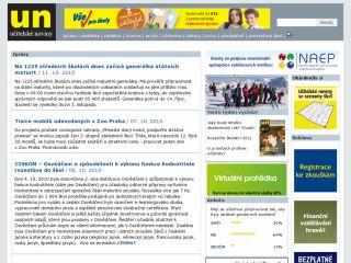 Náhled odkazu http://www.ucitelskenoviny.cz/