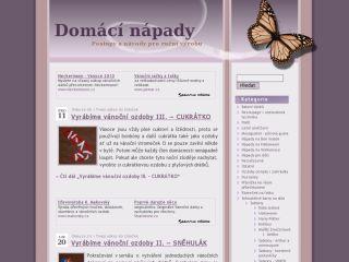 Náhled odkazu http://www.domaci-napady.cz