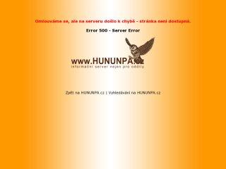 Náhled odkazu http://www.hununpa.cz/