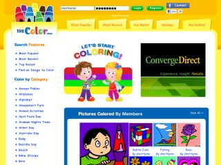 Náhled odkazu http://www.thecolor.com/