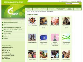 Náhled odkazu http://www.szu.cz/tema/podpora-zdravi/skola-a-zdravi
