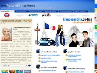 Náhled odkazu http://www.francouzstina-on-line.cz