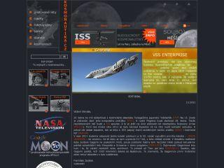 Náhled odkazu http://www.kosmonautika.cz/