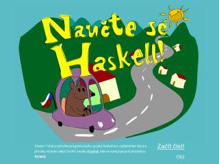 Náhled odkazu http://naucte-se.haskell.cz/