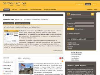 Náhled odkazu http://www.deutschlern.net